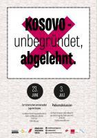 Kosovo - unbegründet - abgelehnt